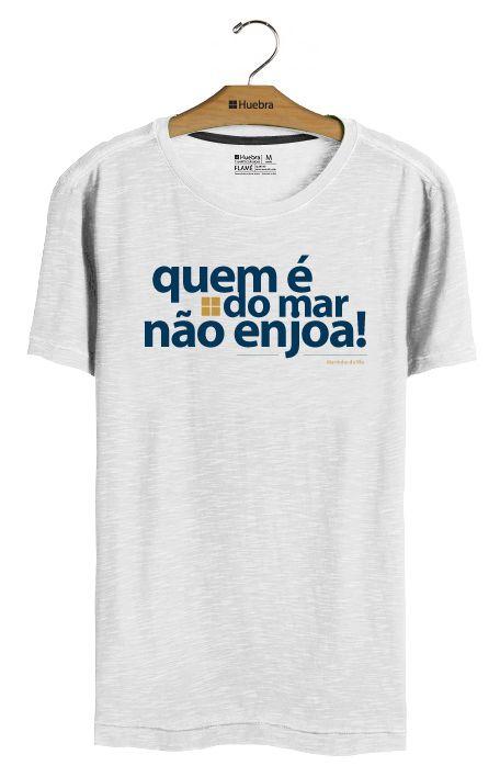 T.Shirt Quem é do Mar