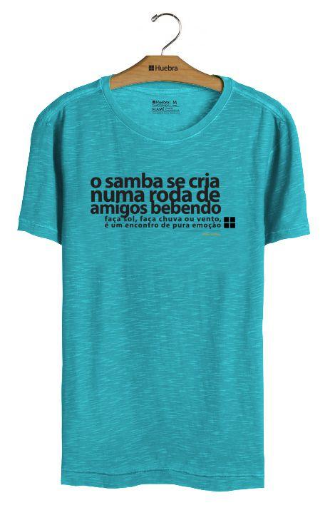 T.Shirt Samba se Cria
