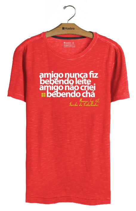 T-shirt Toda Hora