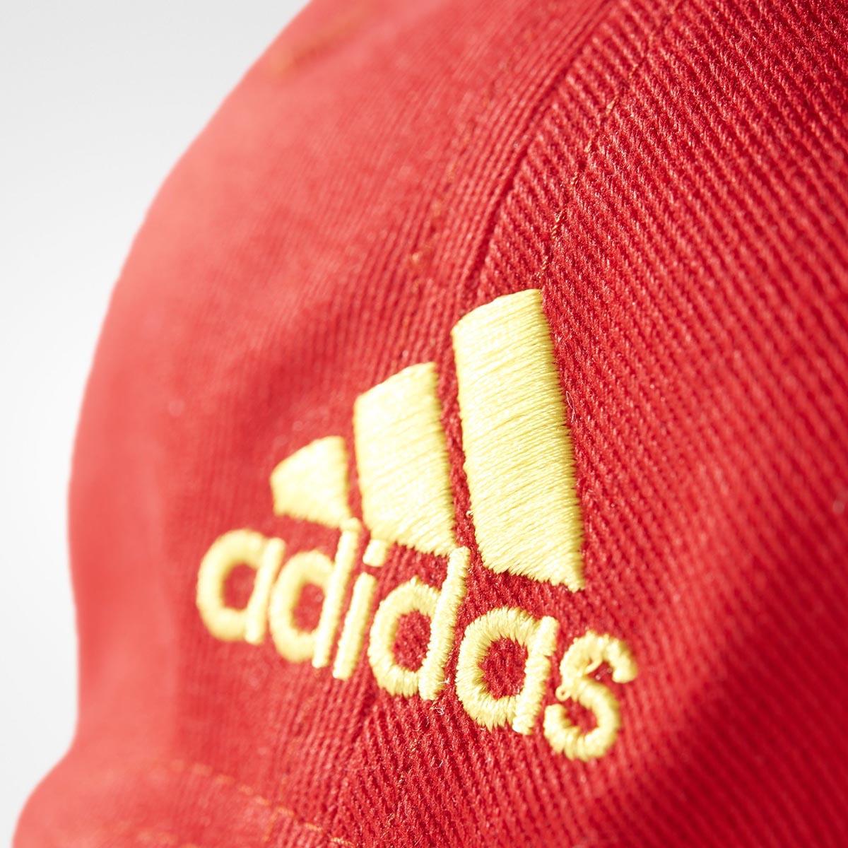 Boné Espanha Adidas 3-Stripes 2018