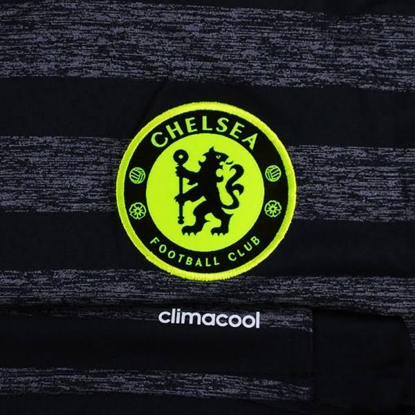 Camisa Chelsea II Away 2016/17