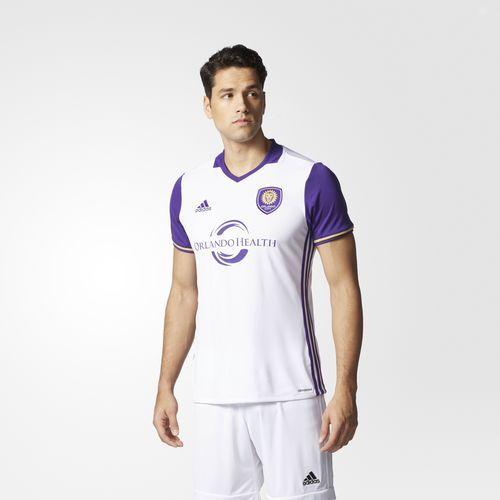 Camisa MLS Orlando City II Away 2016 S/Nº