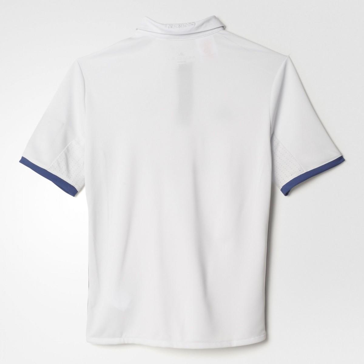 Camisa Real Madrid I Home - Infantil