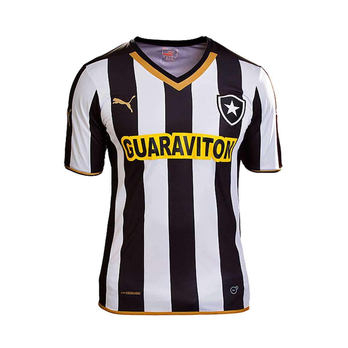 Camisa Botafogo I Puma 2013/14 Juvenil