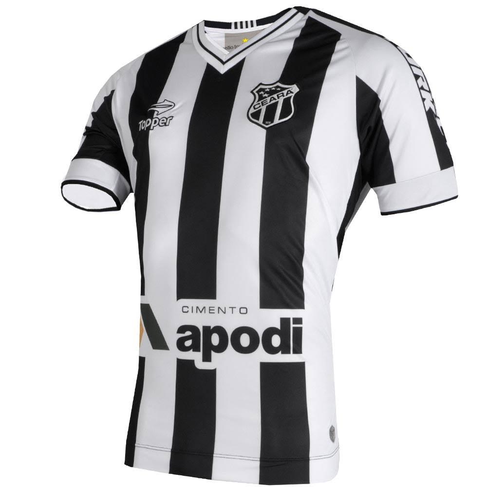 Camisa Ceará I Topper 2016 Torcedor Masculina