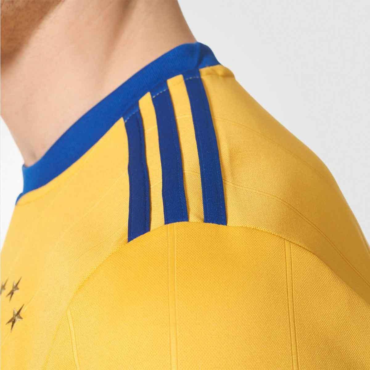 Camisa Juventus Away Adidas 2017