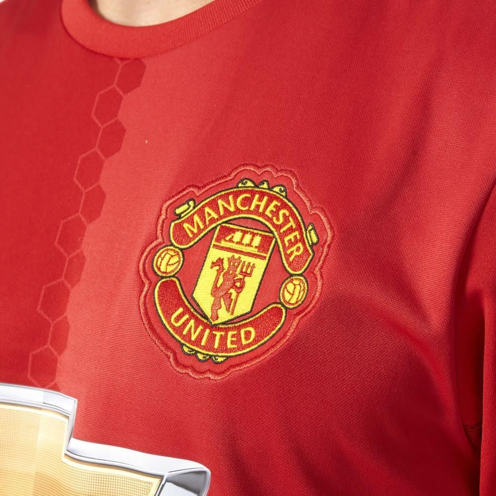 Camisa Manchester United I 2016 -