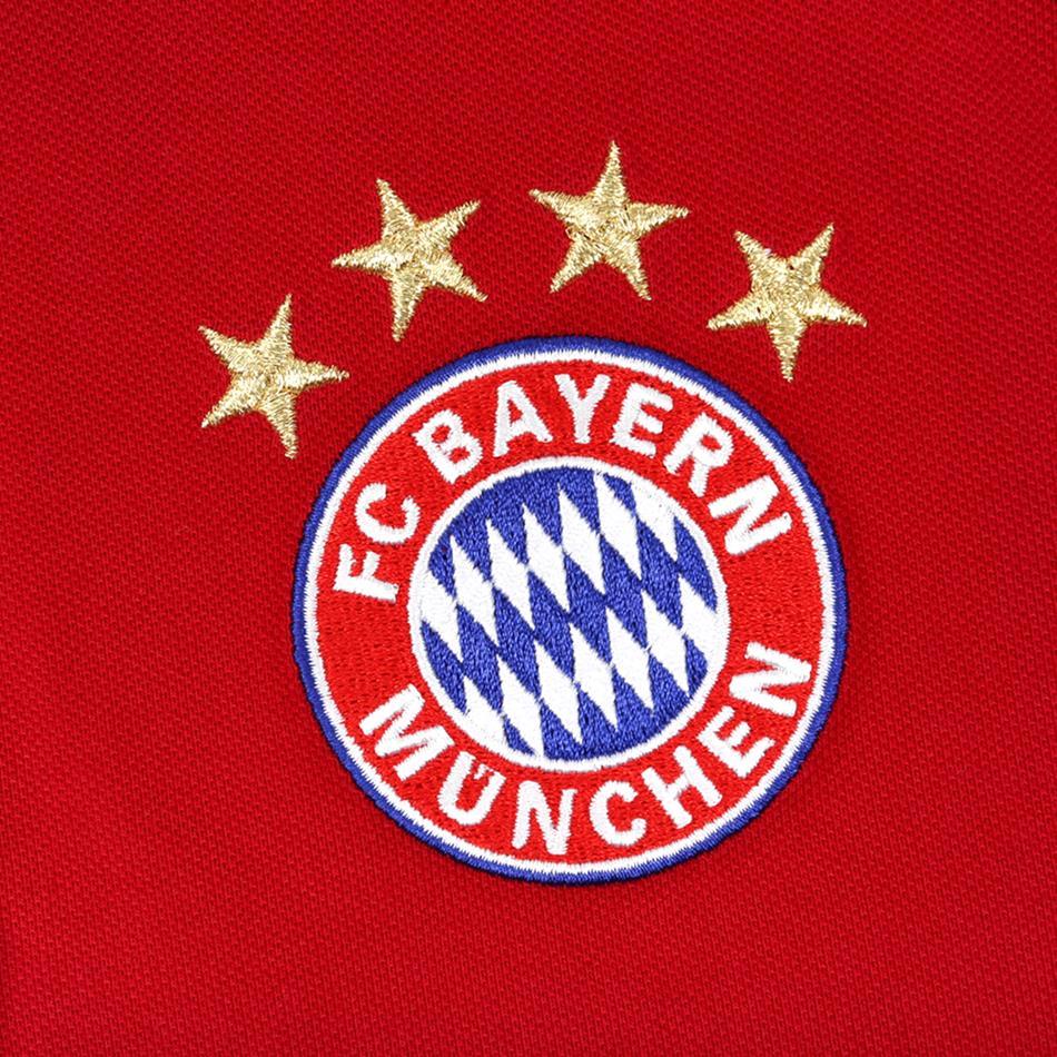 Camisa Polo Bayern Viagem 2016