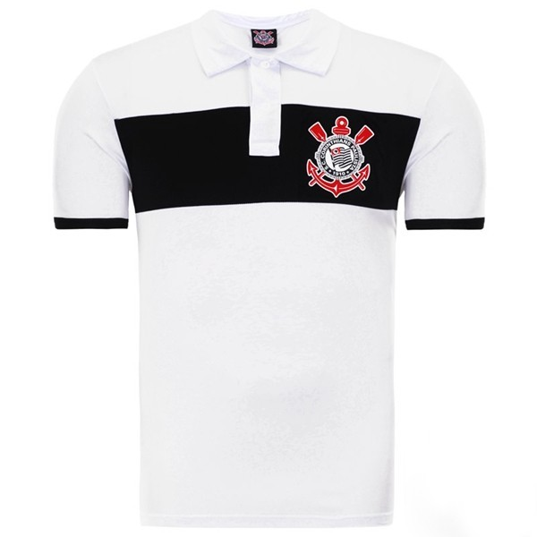 Camisa Corinthians Polo Basic