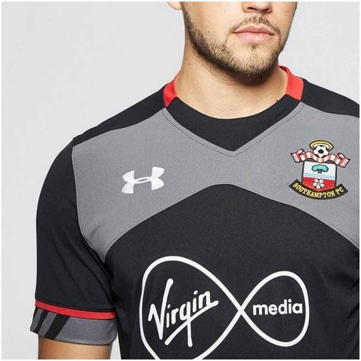 Camisa Southampton Under Armour 2017