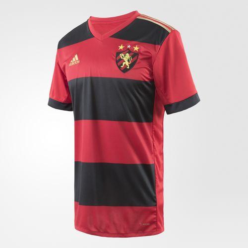 Camisa Sport Recife I Home 2017/18