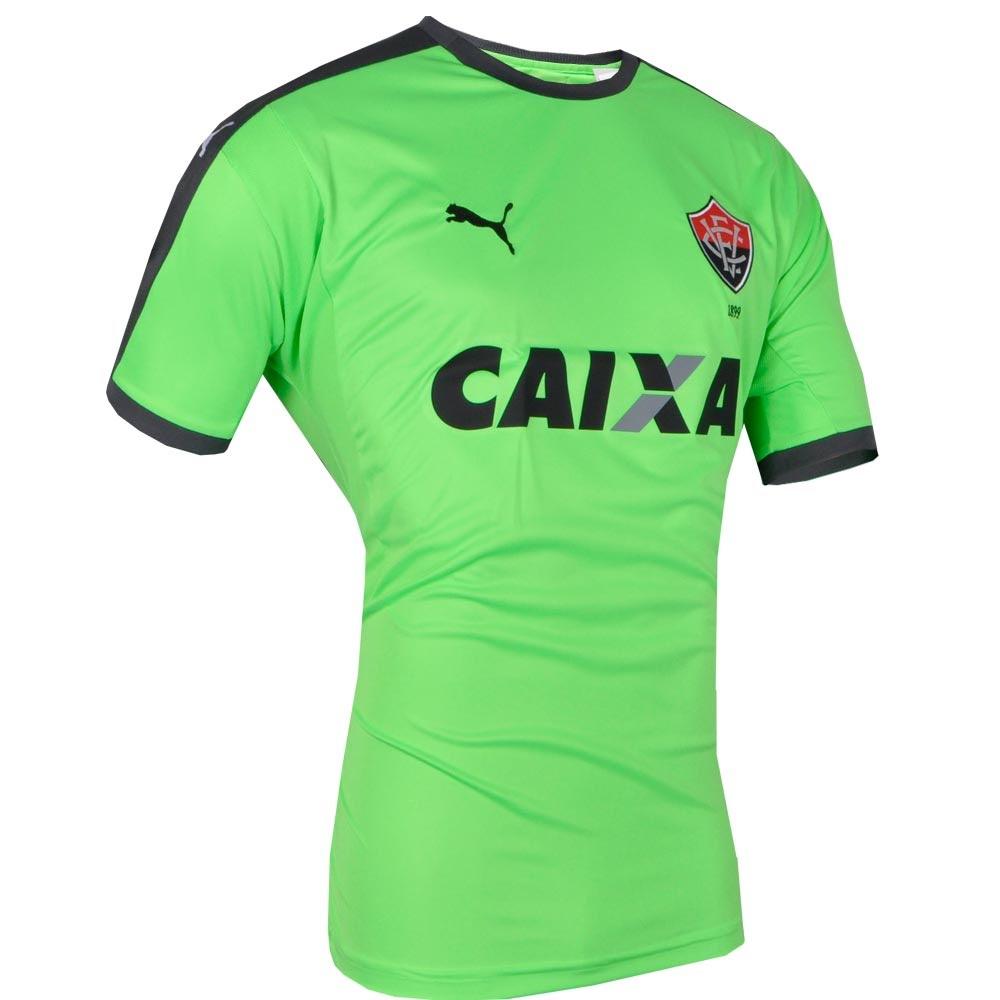 Camisa Vitória Goleiro 2016 Puma