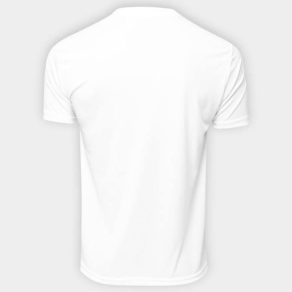 Camisa Kappa Santos Dorval 17 Branco