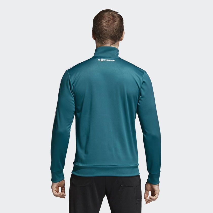 Jaqueta Alemanha 3-Striper Adidas 2018