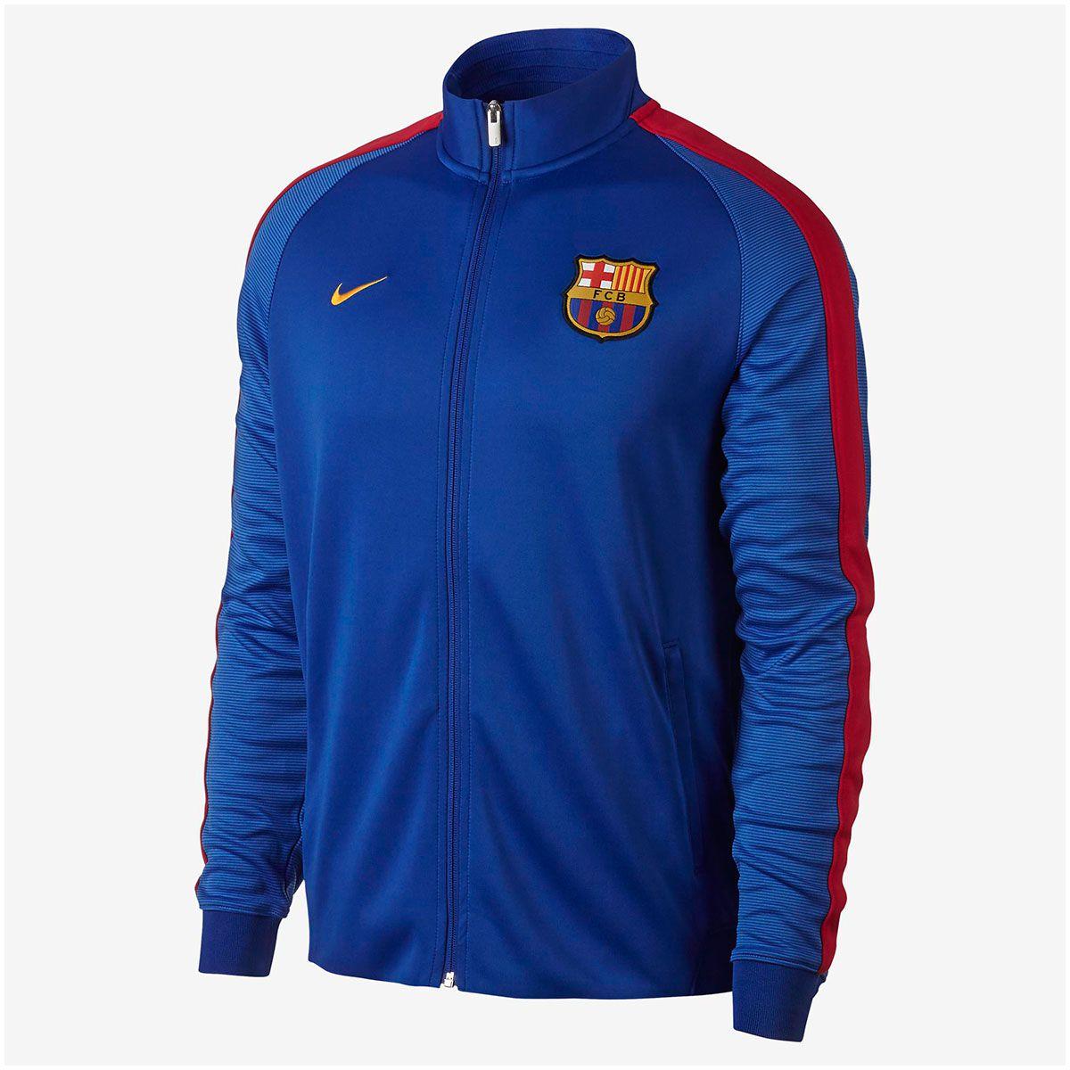Jaqueta Barcelona Nike Authentic N98 Infantil