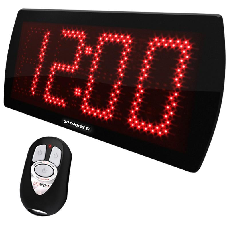 LEDTime 60P Cronômetro para Portão