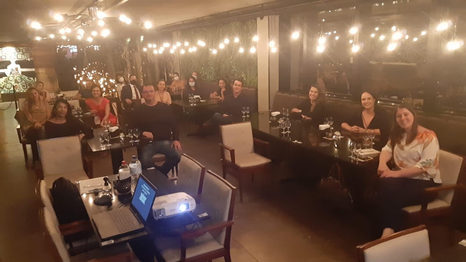 Curso de vinho para iniciante, Escola de Vinho de Brasilia, Restaurante Santé Lago, inicio dia 19.10.2021 as 19h30.