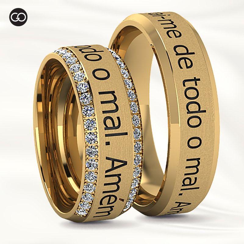 Aliança de casamento - ORAÇÃO