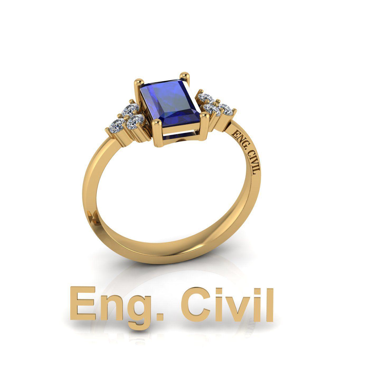 Anel de Formatura - Engenharia Civil