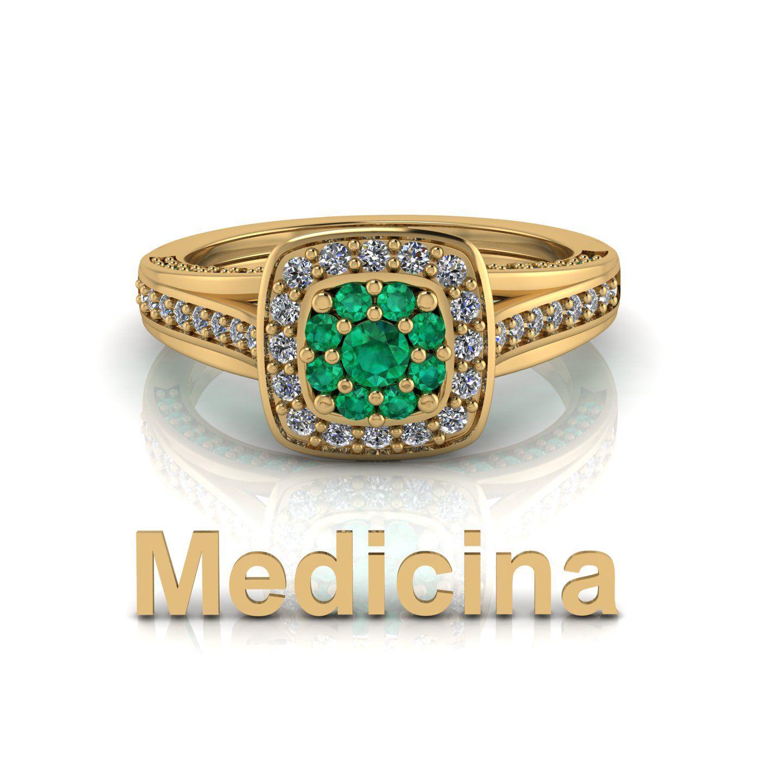 Anel de Formatura - Medicina