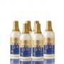 Kit Promocional Trio Blue Gold 500 Ml (Contém: 03 Sh Anti Resíduo 500 Ml  + 03 Creme Condicionante 500 Ml)