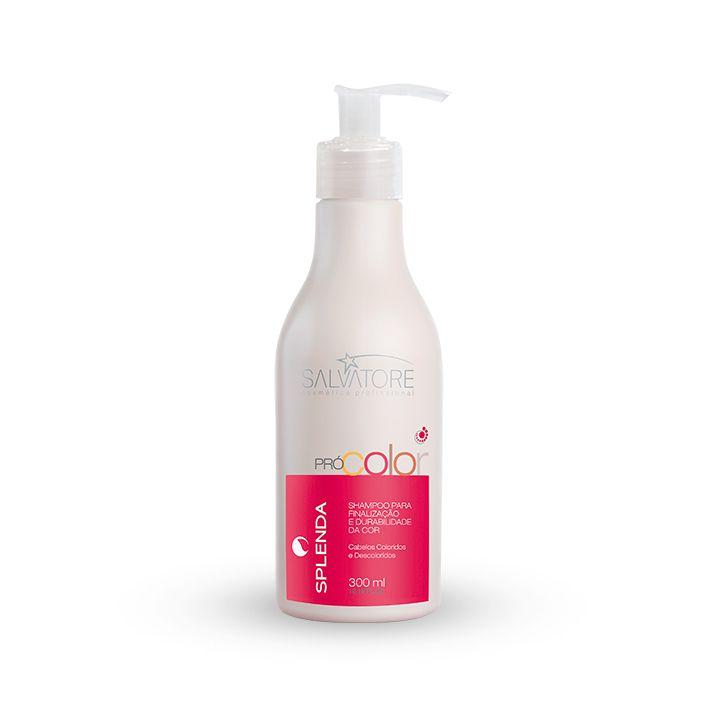 Kit 6 tubos de all colors + OX 900 ml + Shampoo pró color 300ml