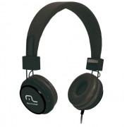 Fone de Ouvido Multilaser Headphone Fun Preto P2 - PH115 50