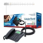 KIT CELULAR RURAL 900MHZ DUAL CHIP CA-902