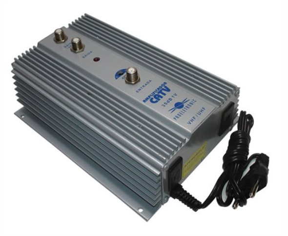 Amplificador de Potência 35dB