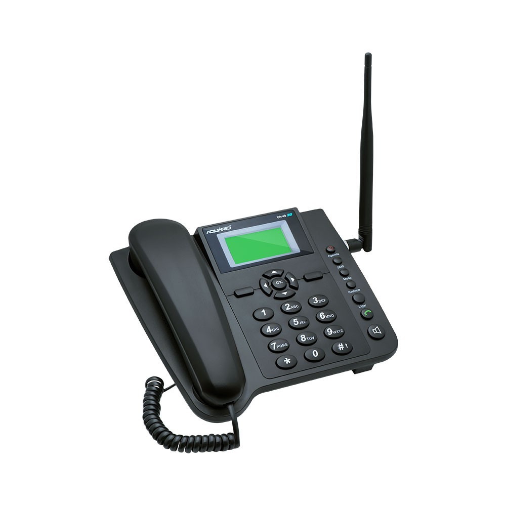 CELULAR DE MESA QUADRIBAND 3G CA-403G
