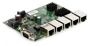 MIKROTIK- ROUTERBOARD RB 450G