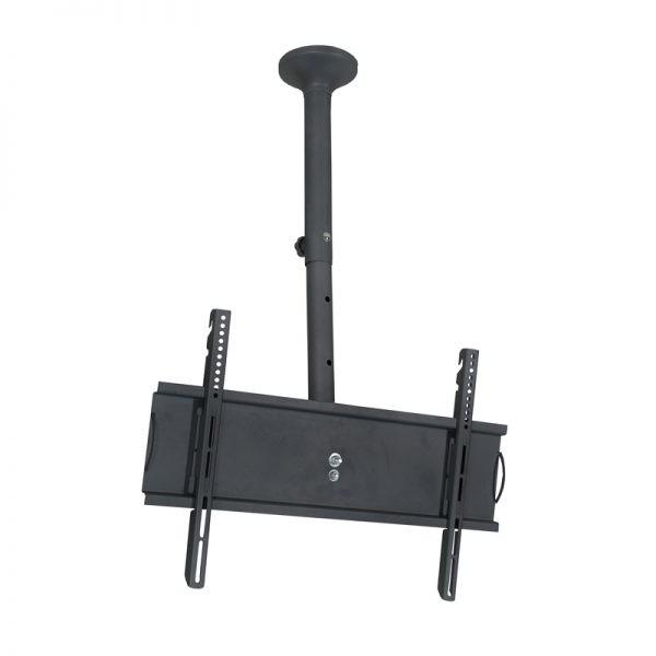 Suporte de teto com inclinação e rotação para TV de 32″ a 65″ SKY – PRO – M – PR