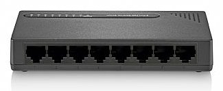 Switch 8 Portas Vlan Fixa - RE118
