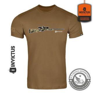 Camiseta T-shirt Concept Invictus Hunt