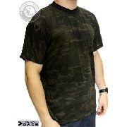 Camiseta Camuflada Multicam Black Tactical Dacs