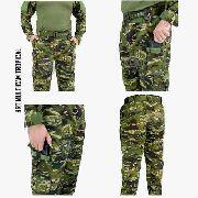 Calça Tática Militar Ripstop Multicam Tropical Tactical Dacs