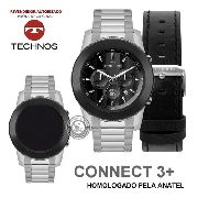Relógio Technos Performance Connect M1ac5p Android E Ios