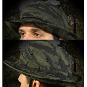 Chapéu Boonie Hat Camuflado Tiger Jungle Militar