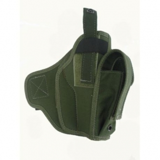 Coldre Panqueca Militar Brasil Verde - .45 / .40 / 9mm
