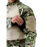 Combat Shirt Tática Hrt Multicam Tactical Dacs Original