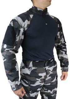 Farda Militar Uniforme Tático HRT URBANO BLACK TACTICAL DACS ORIGINAL