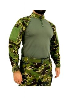 Farda Uniforme Militar Hrt Multicam Tropical Dacs Original