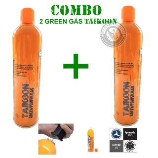 Green Gas Taikoon Power Ntk - Dois Greengas No Combo Promo