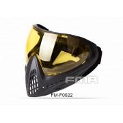 MÁSCARA Anti-fog Protective Goggle Full Face FMA LENTE TRANSPARENTE ORIGINAL