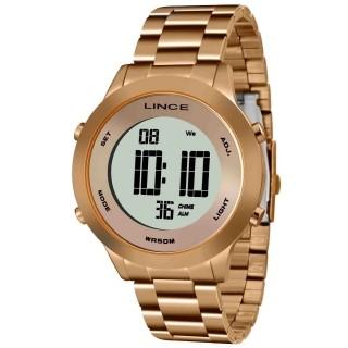 Relógio Feminino Rose Glamour Lince Orient - SDRH037L BXRX