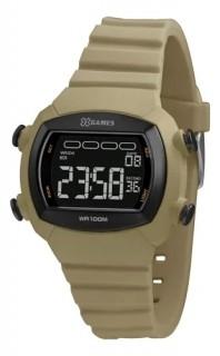 Relógio Masculino Digital Verde Militar X-games Orient - XGPPD162 PXEX