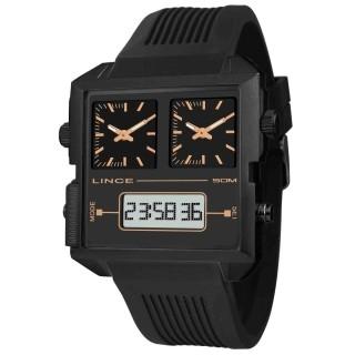 Relógio Masculino Square Lince Orient - MAP45885 P1PX