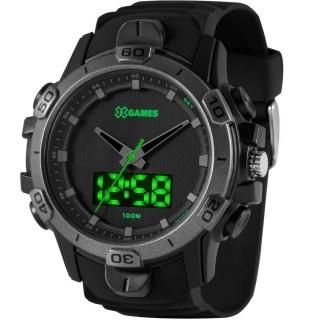 Relógio Masculino X-Games Orient Black - XMPPA298 PEPX