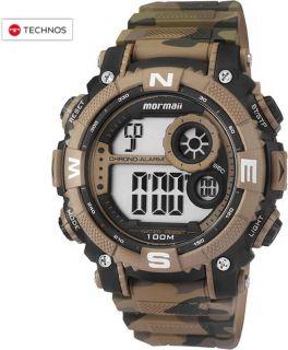 Relógio Mormaii Camuflado Tan - Garantia Technos