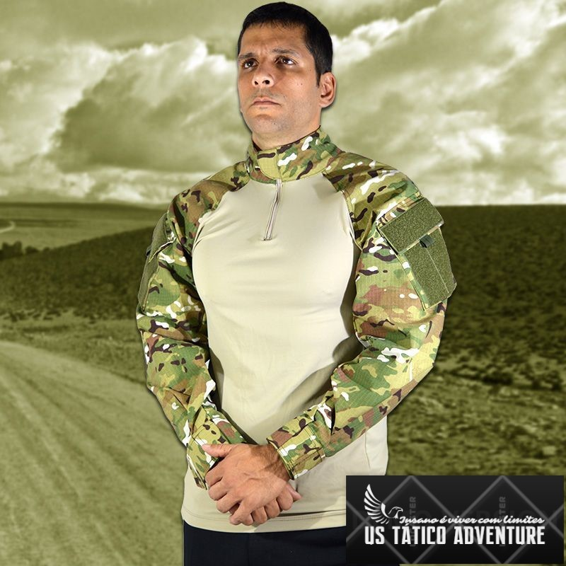 Combat Shirt ACU G2 Camo Multicam